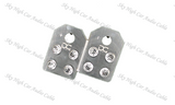 DC Audio SAE Flat 4 Spot Battery Terminals
