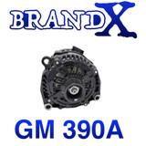 Brand X GM 390A Alternator 97-04