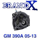 Brand X GM 390 Alternator 05-13