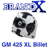 Brand X GM 425 XL Billet Alternator 97-04