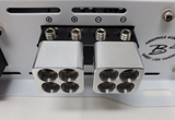 Quad 8ga Speaker Wire Amplifier Outputs (1 pair)