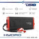 DS18 Hydro NXL-850.4D Waterproof Amp