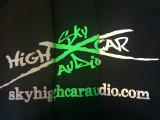 Sky High Car Audio Sweat Shirt