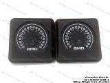 (2) SMD OM-1 COMBO PACKLED Amplifier Output METER