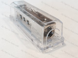 Sky High Car Audio 1/0 to 8 Gauge Distribution Block
