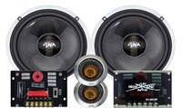 """SHCA 65C2P Premium Neo 2 Way 6.5"""" Component Set 4 ohm (Neo Motors, Titanium Dome)"""