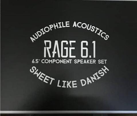 B2 Audio RAGE 6.1