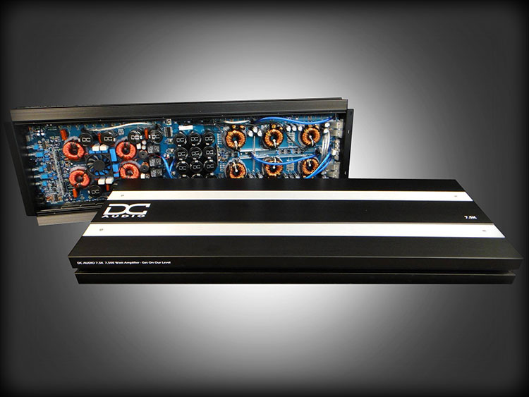 DC Audio 7.5k - 7,500w Monoblock Amplifier