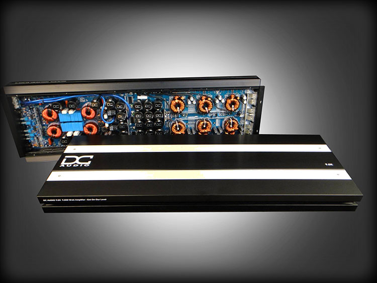 DC Audio 9.0k - 9,000w Monoblock Amplifier