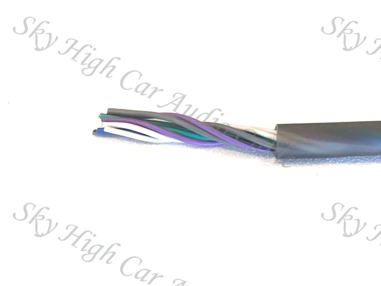 CCA 9 Core Wire
