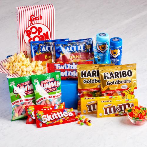 Movie Night Gift Box | Movie Night Snack Box