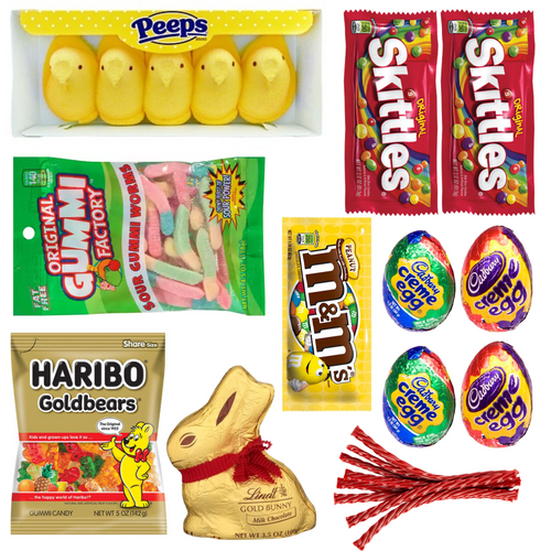 Easter Snack Box - Sweet