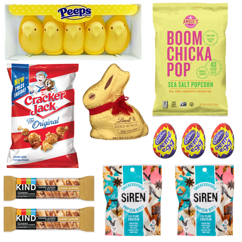 Easter Snack Box - Salty