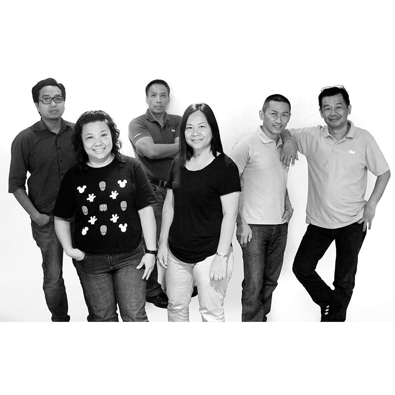 KIAN Product Development Team - Kian Contract Singapore