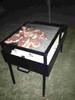 Portable Asado Grill Pit & Grill (36 X 23 X 32 )