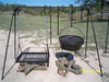 Dutch Oven & Grill Cook Set with Asado Cross
