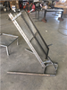 Poultry Asado Cross with Adjustable Base