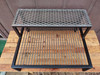 Fire Pit Grill with Warming Rack