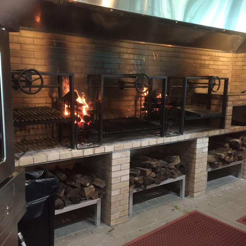 Phenomenal Wood Fired Commercial Bbq Grills Interior Design Ideas Jittwwsoteloinfo