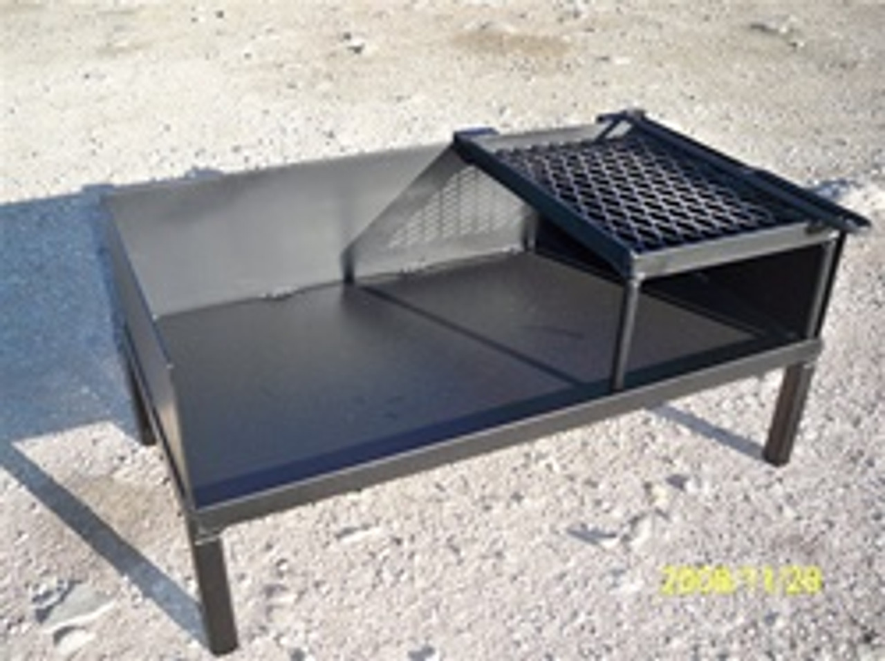 Dutch Oven Table and Brasero