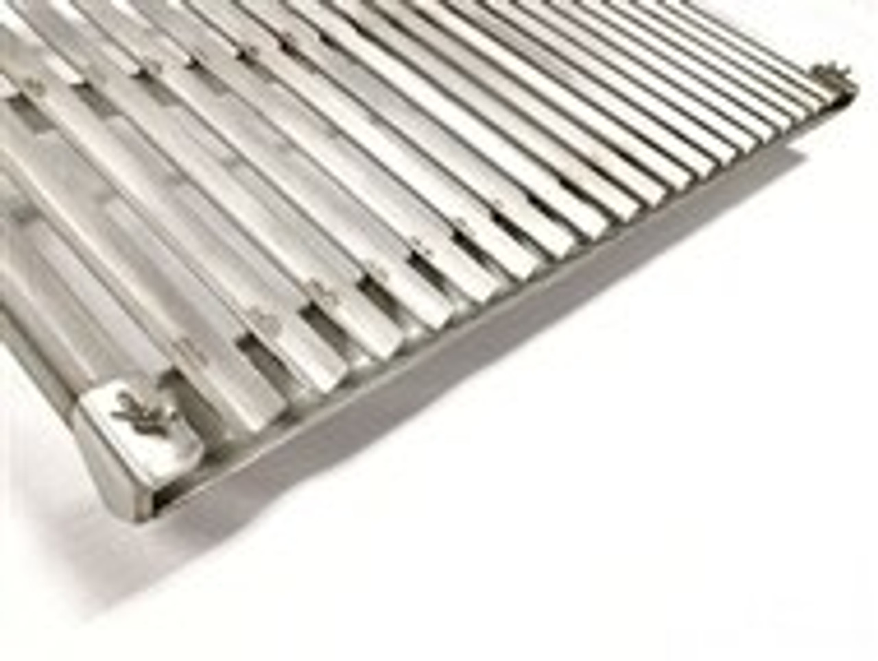Stainless Steel Argentine V-Grate with Drip Pan