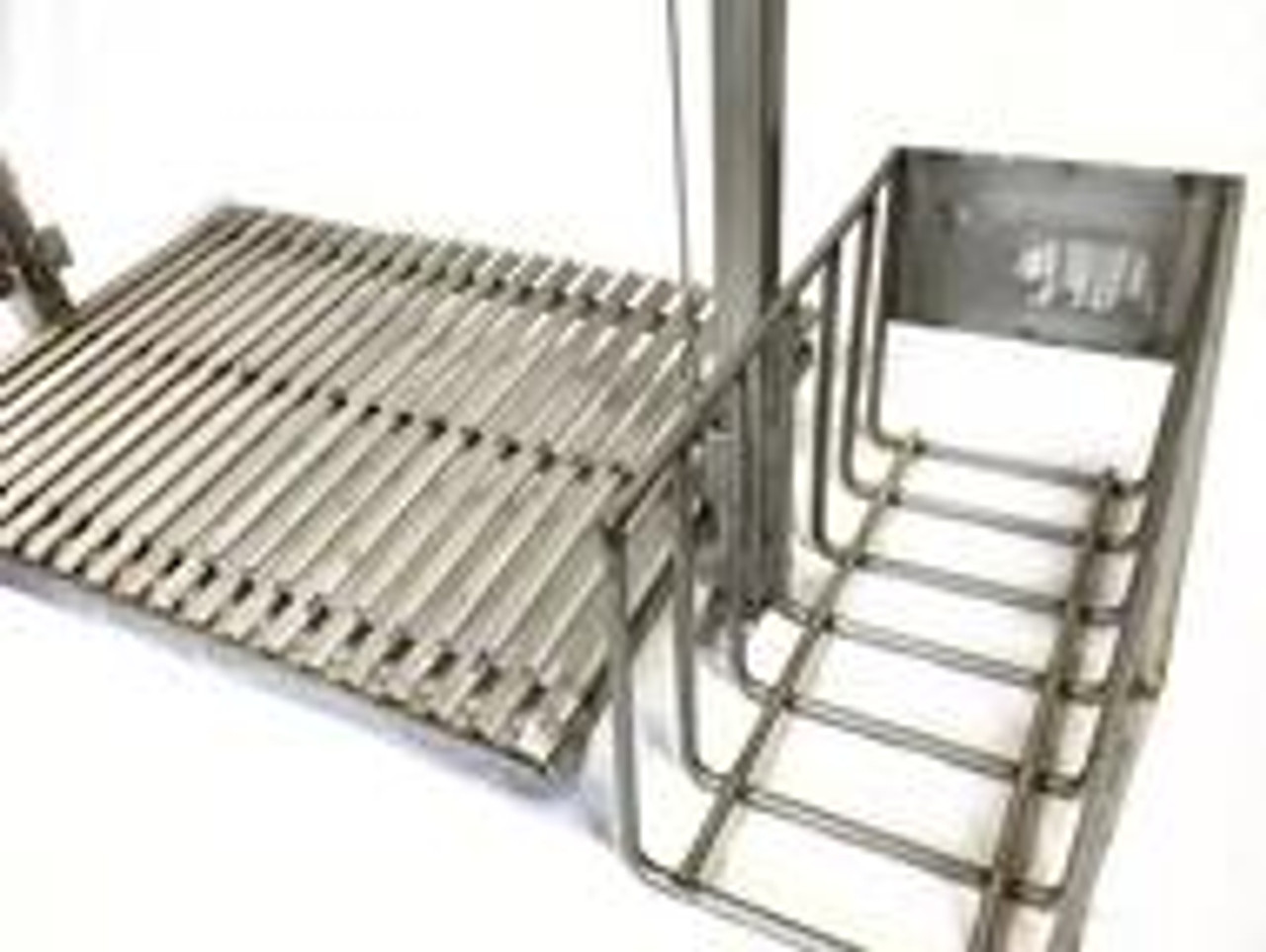 Stainless Steel Masonry Grill Kits with Side Brasero and No Flange