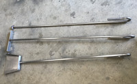 Stainless Steel Argentine BBQ Tool Set
