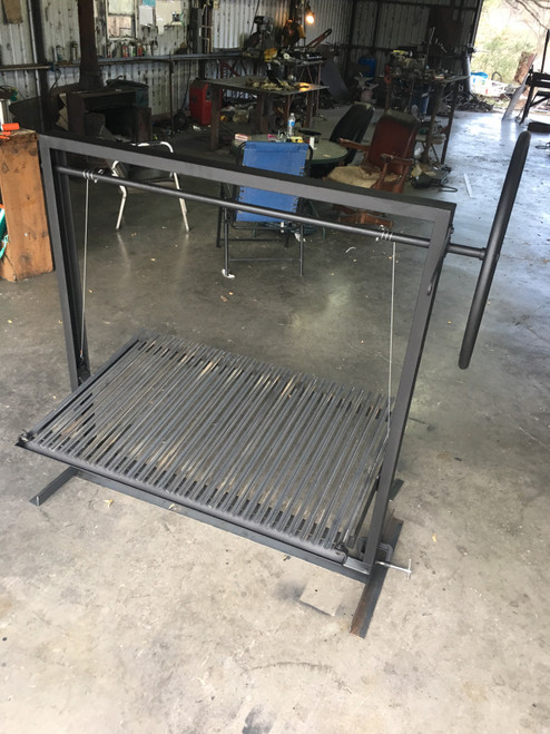 Extreme Duty Grill Pit 48x32