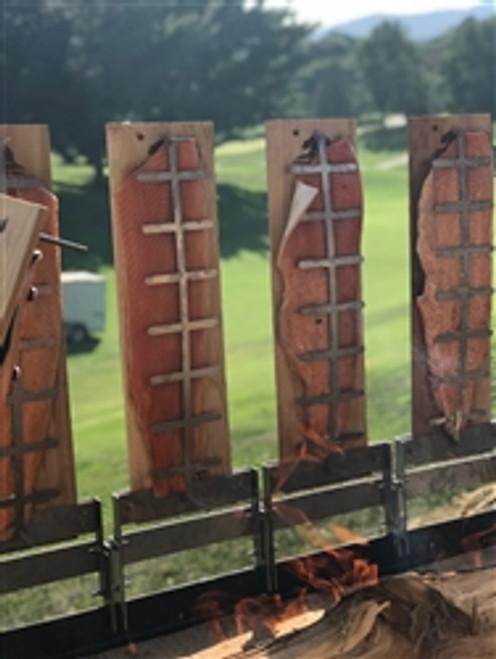 Flammlachs | Cedar Plank Salmon Grill | Free Shipping*