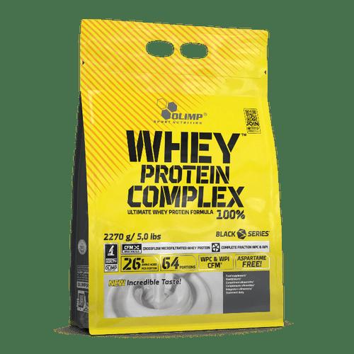 Whey Protein Complex 100%