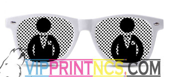 GAY PRIDE MEN CUSTOM WEDDING SUNGLASSES LGBT FIGURINE