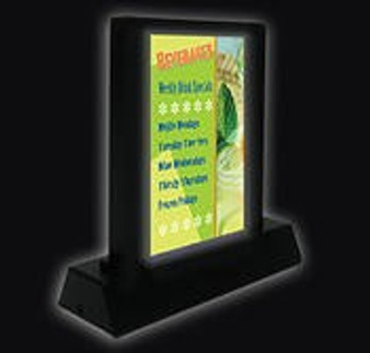 LED GRANDSTAND - LED TABLE TOP STAND 2 LED COLOR (CALL)