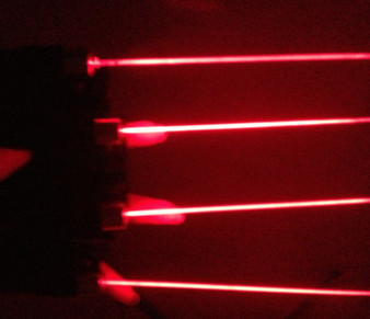 RED LASER GLOVES HIGH POWER