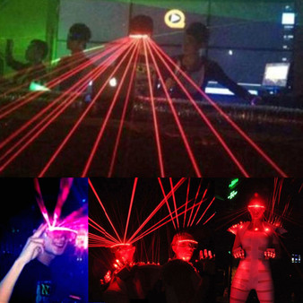 LASER GLASSES DJ LASER GLASSES