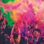 PLUR Party POWDER (UV Reactive NEON COLORS) By the Pound
