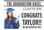 Graduation Yard Signs 24 X 18 IN