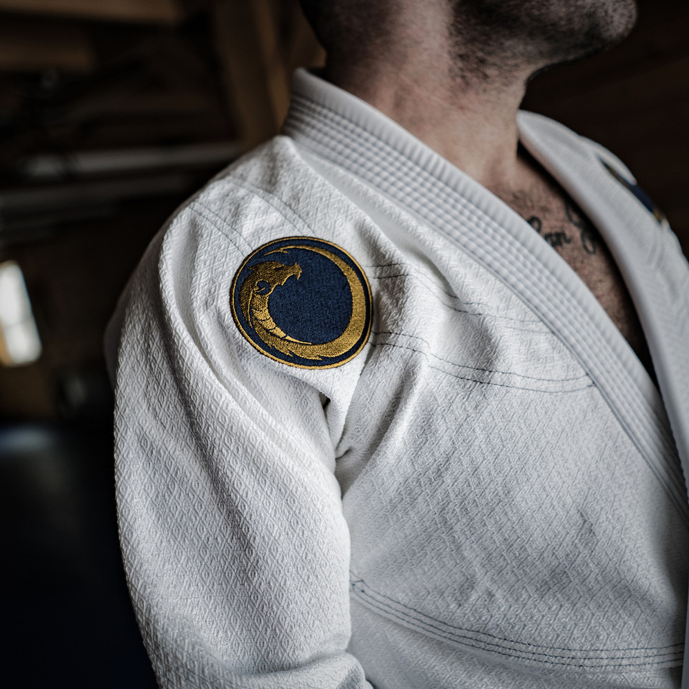 9d05c1323 2018 WHITE AXIOM BJJ Gi - Origin USA