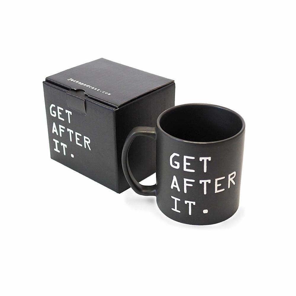 JOCKO WHITE TEA MUG (GET AFTER IT )