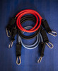 STRONG Resistance Bands - 3 PACK