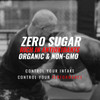 Jocko White Tea Organic ZERO SUGAR White Pomegranate Tea with Natural Energy, 16 Ounce Cans (Pack of 10)