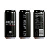 Jocko White Tea Organic ZERO SUGAR White Pomegranate Tea with Natural Energy, 16 Ounce Cans (Pack of 4)
