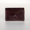 THE OXBLOOD CONCEALED CARRY WALLET