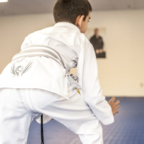 WHITE PRODIGY WARRIOR KIDS GI