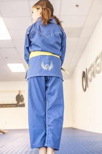 BLUE PRODIGY WARRIOR KIDS GI