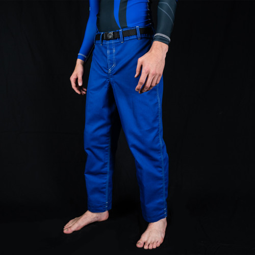 ROYAL BLUE PRO BJJ PANTS
