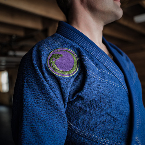 2018 BLUE AXIOM BJJ Gi