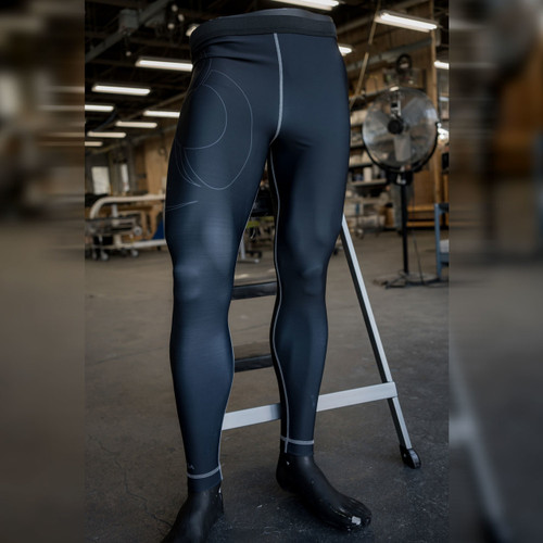 BLACKOUT COMPRESSION SPATS