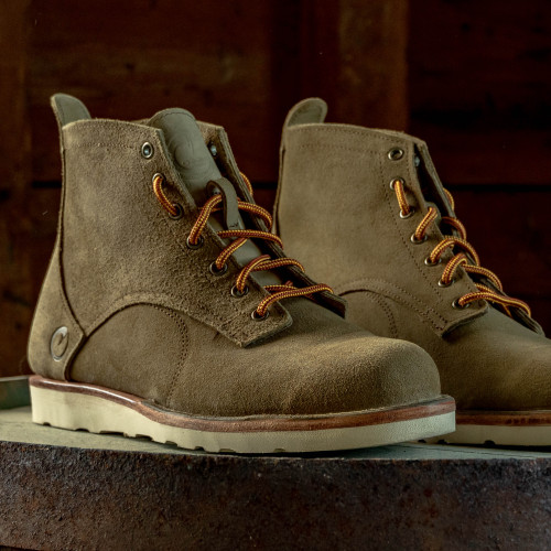 The Boondocker Boot - Coyote