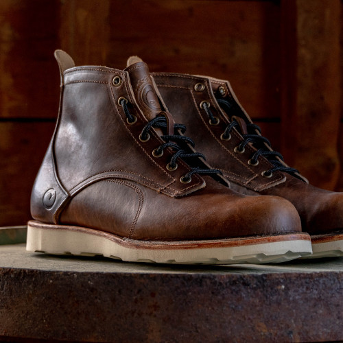The American Bison Boot