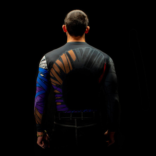 THE PATH RASHGUARD